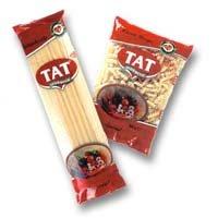 Macaroni Pasta Fusilli, Tripolini, Sedanini Rigati,etc.