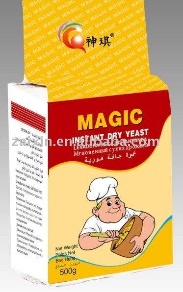 High sugar/Magic Instant dry yeast