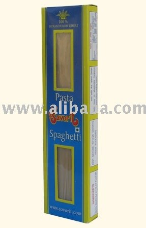 Manufacturers of Pasta Products