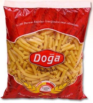Rigati Pasta tubes