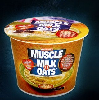 Muscle Milk N' Oats