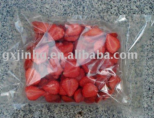 freeze dried fruit  strawberry  slice