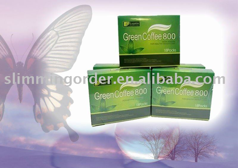 natural max slimming capsule Green Coffee 800