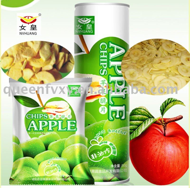 fruit chips( snacks)