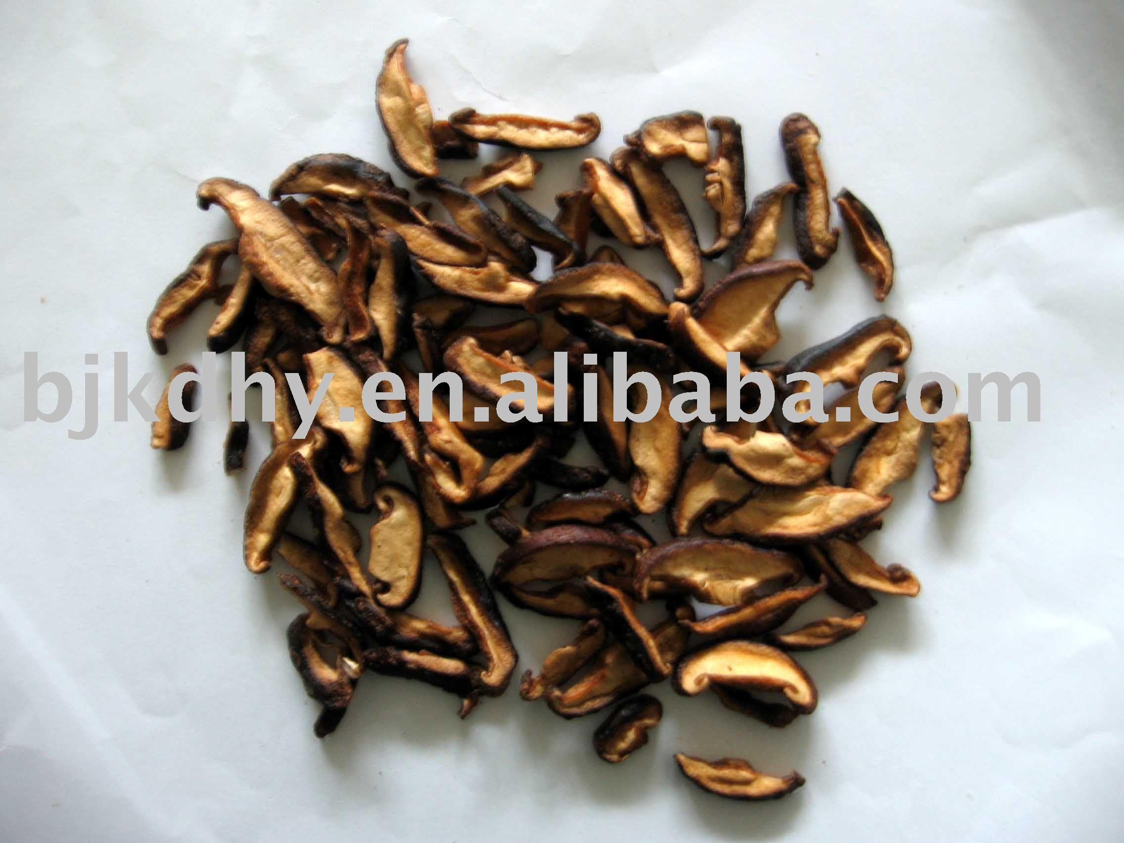 low temperature vacuum fried  mushroom chips