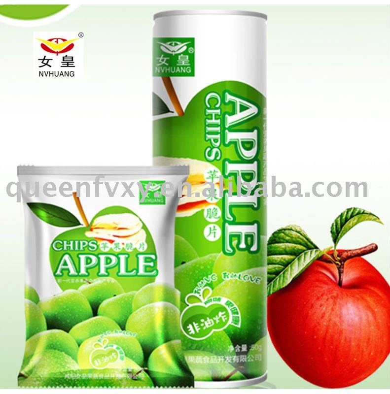 apple chips ( natural and crispy flavour)