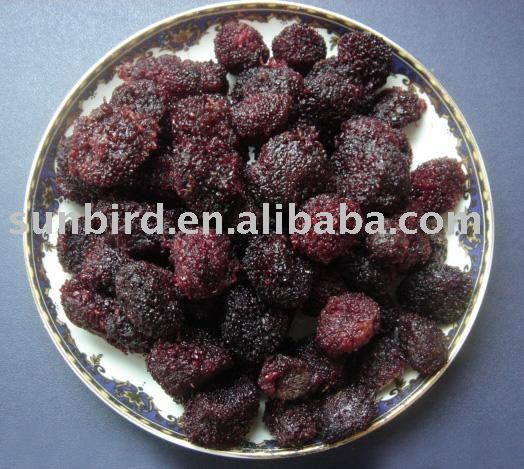 dried waxberry