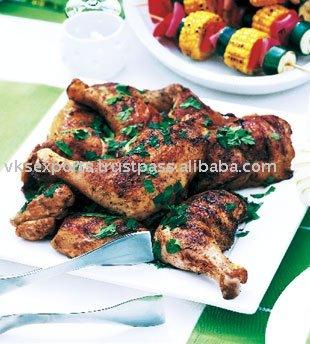 Chicken Drumsticks | Baked Chicken Legs | Indian Style Baked Chicken ...