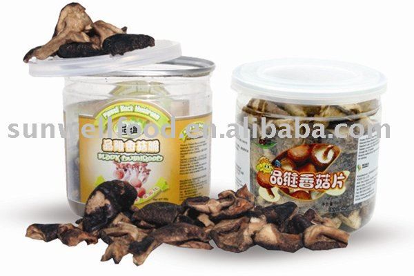 Low Temperature Vacuum Fried Oyster Mushroom Chips(Healthy snacks ...