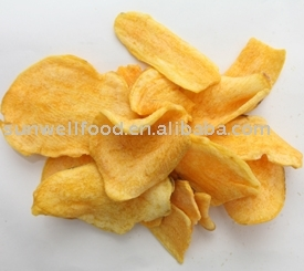 Sweet Potato Chips (Healthy Snack)
