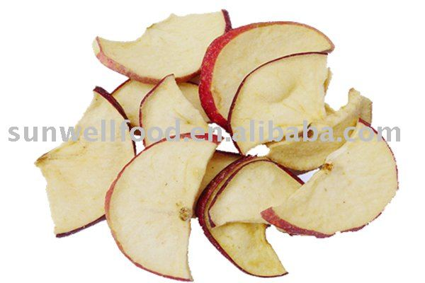 Low Temperture Vacuum Fried Apple Crisp