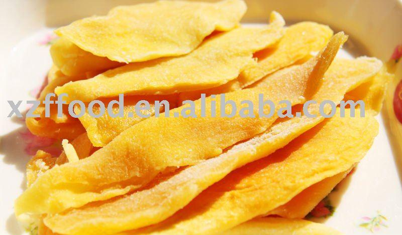 dried mangos slice