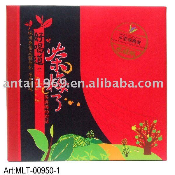 fine Taiwan tea & plum, taiwan speciality