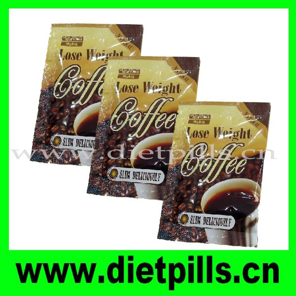 100% Healthy & Effective Lose Weight Slim Coffee