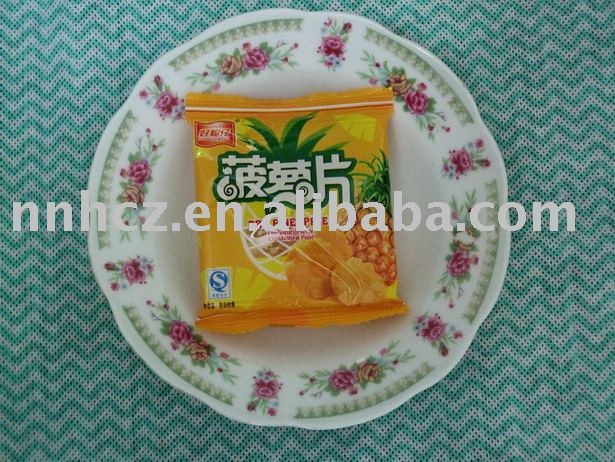 dried pineapple, new delicious snack