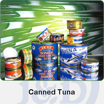 Canned Tuna / canned food / canned products