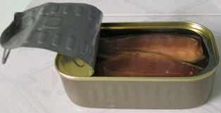 Canned Sardine/ mackerel/ Saba in oil