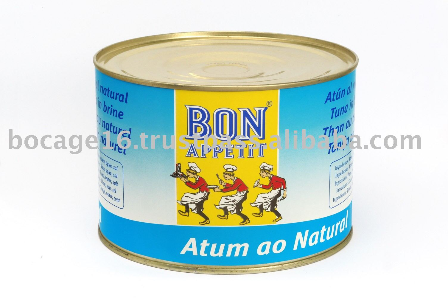 Canned tuna chunks natural eoc 39 big can 39 products for Tuna fish brands