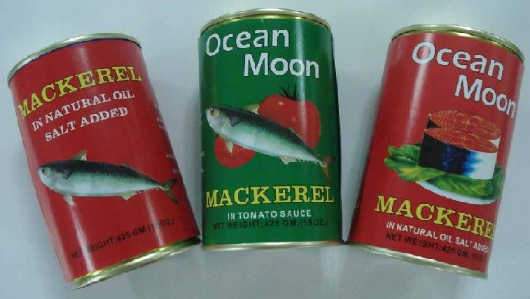 Canned fish products for private label products peru for Fishpond products