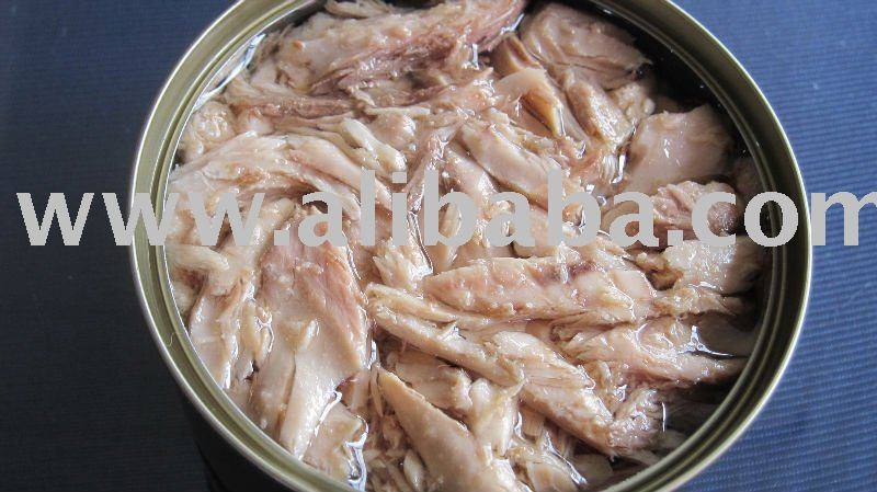 Canned Light Meat Tuna Flake in Soya bean Oil/ Sunflower oil