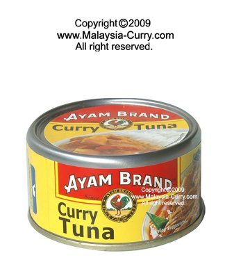 AYAM BRAND - can - Curry Tuna