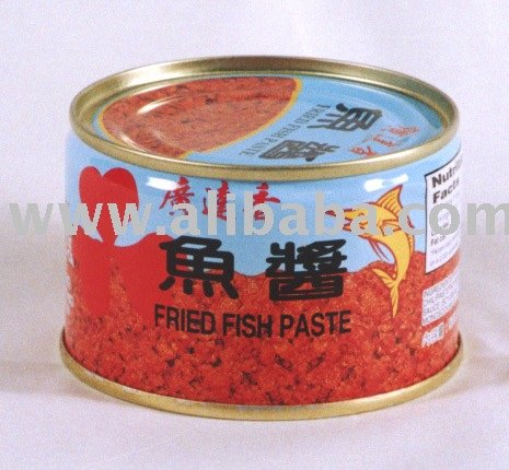 fish paste facts Bitter gourd with fish paste (one) 9kcal, 02g fat (01g saturated), 03g fibre, 73mg sodium red chilli with fish paste (one) 8kcal, 02g fat (01g saturated), 05g fibre, 71mg sodium lady's fingers (one) 4kcal, 4g fibre, 4mg sodium chicken frank ( one) 77kcal, 57g fat (16g saturated), 04g fibre, 353mg sodium.