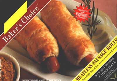 Vegetarian Sausage Roll