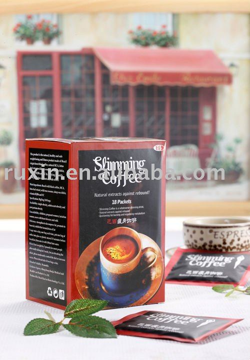 good result slimming coffee without side effect
