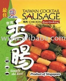 Chicken Taiwan Cocktail Sausage