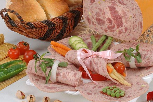 Premium bologna sausage 70%