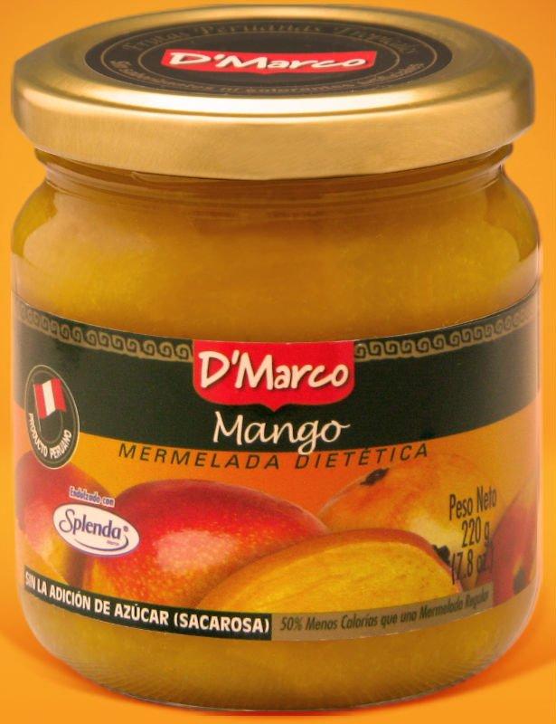Mango Diet Preserve