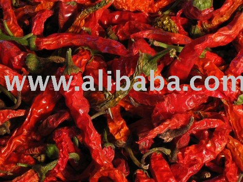 BEST QUALITY DRIED PEPPER