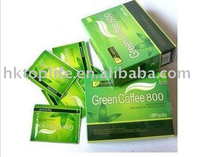 Best Slimming Coffee Without Side Effect  Green Coffee 800 (TP18)