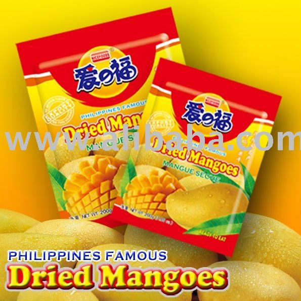 NICEFOODS Dried Mangoes ( 100g pack )
