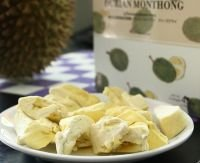 Vacuum Freeze-Dried Durian Monthong