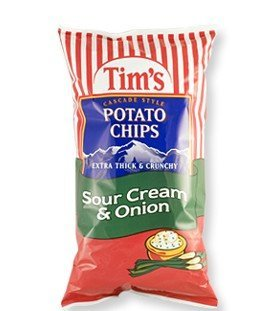 Sour Cream & Onion Potato Chips