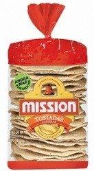 Mission Tostadas Estilo Casero Snack