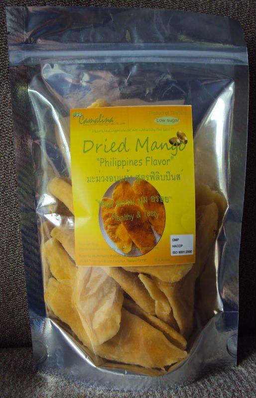 Mango slice Philippines flavor