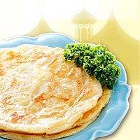 Roti Paratha (snack)