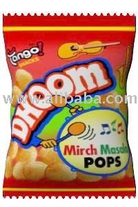 Dhoom Pops snacks