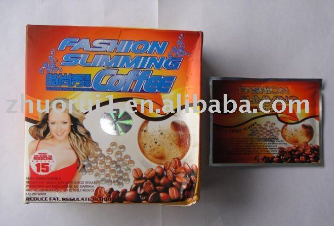 2011 natural & original Fashion slimming coffee