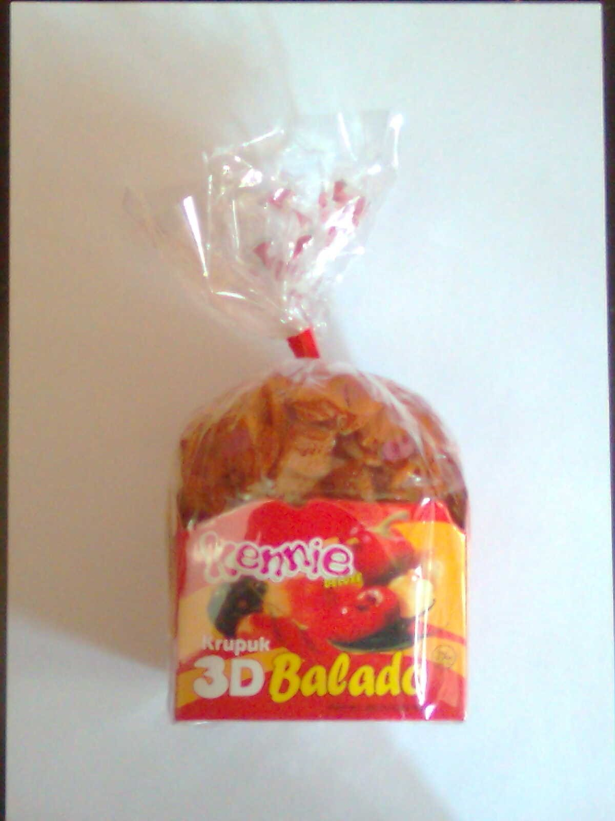 KENNIE CRACKERS BALADO snack