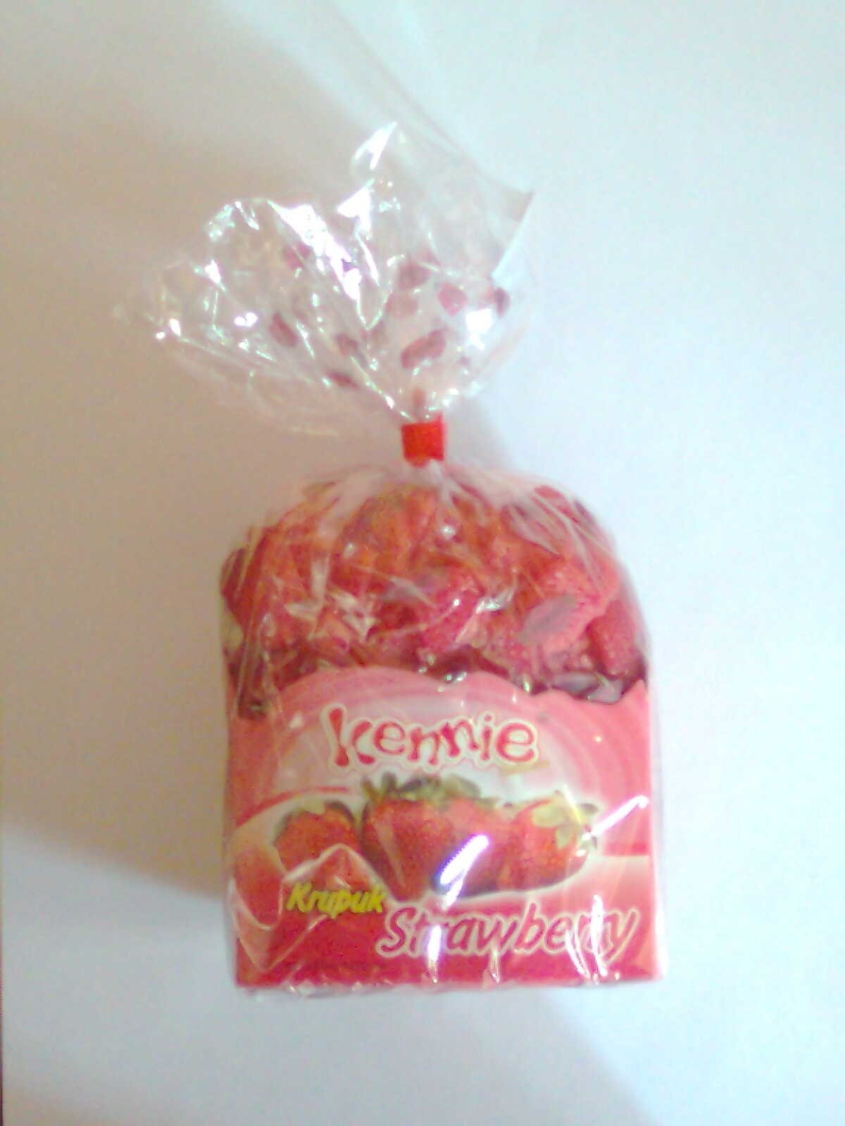 KENNIE CRACKERS STRAWBERRY