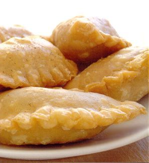Vegetable Curry Puff