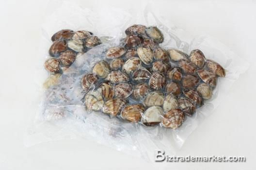 how to cook frozen baby clams