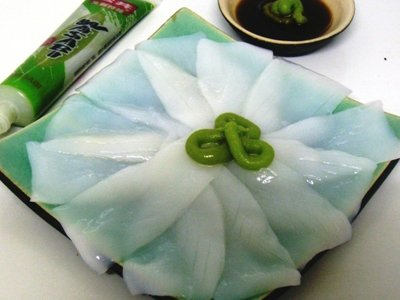 Squid for Sushi