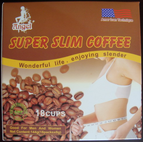 Angel Super Slim Coffee, super slim coffee, herbal super slim coffee, natural super slim coffee