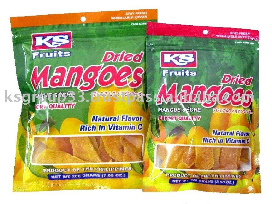 KS Dried Mango Philippines