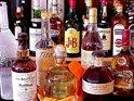 Spirits Alcohol : Bourbon , Vodka & Whiskey