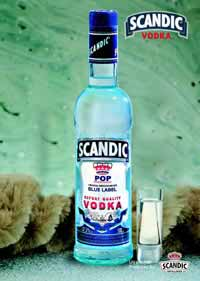 Scandic Pop Vodka